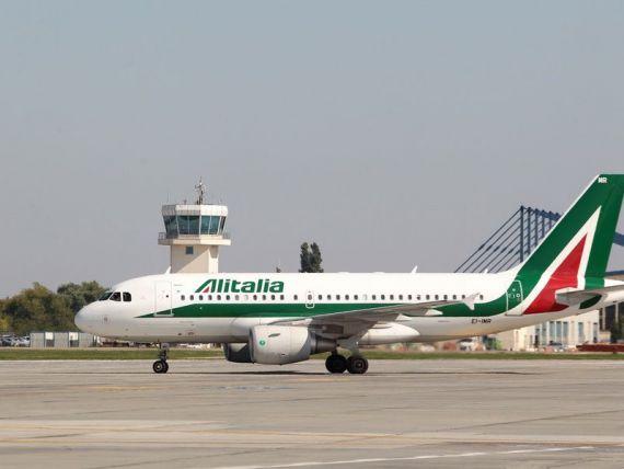 Viitorul celei mai mari companii aeriene din Italia se decide zilele acestea