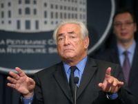 Fostul sef al FMI Dominique Strauss-Kahn va conduce o firma de investitii, prezenta si in Romania