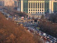 Circulatie restrictionata in centrul Capitalei, pentru marsul si mitingul studentilor
