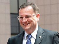 Fostul premier ceh Petr Necas s-a casatorit in secret cu sefa de cabinet