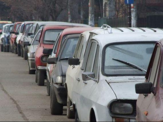 Firmele nu se grabesc sa achizitioneze masini prin programul  Rabla . Termenul pentru depunerea dosarelor, prelungit pana pe 31 octombrie