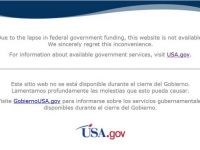 Suspendarea activitatii guvernamentale din SUA afecteaza si internetul. Site-uri si conturi de Twitter, inchise pe o perioada nedeterminata