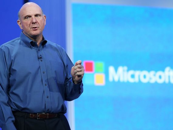 Seful Microsoft a primit mai putin de jumatate din bonus, din cauza vanzarilor slabe de tablete