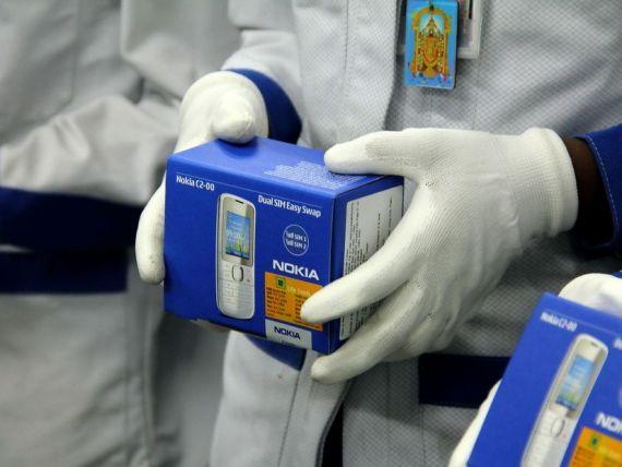 Nokia propune o metoda fulgeratoare de incarcare a telefoanelor mobilelor. La propriu