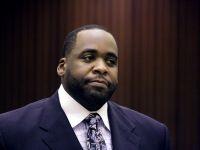"""""""Primarul hip-hop"""" al orasului falimentar Detroit, condamnat la 28 de ani de inchisoare"""