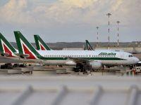 Cel mai mare operator de zbor din Italia reuseste sa evite falimentul, pentru a 2-a oara in ultimii ani
