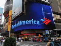 Profitul Bank of America a crescut de peste 7 ori in trimestrul III, la 2,5 miliarde de dolari