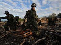 Taifunul Wipha creeaza probleme mari la centrala nucleara de la Fukushima