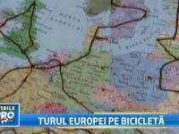 Un muresean a creat o bicicleta din lemn, care ar putea fi prezentata la Turul Frantei