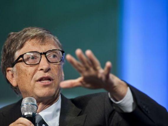 Bill Gates a preluat 6% din compania de constructii FCC, care deruleaza proiecte mari de infrastructura in Romania