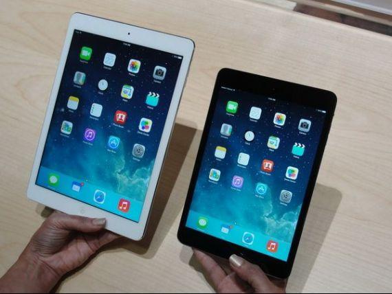 Apple lanseaza un nou model de iPad, cu ecran mai mare. Cand incepe productia