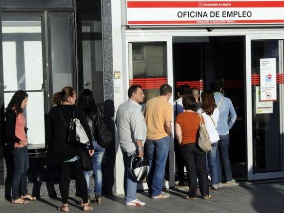 Rata şomajului în Spania a crescut la 14,4%, în primul trimestru din 2020. Economia s-ar putea contracta cu peste 12%