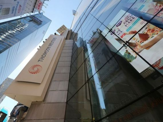 Thomson Reuters desfiinteaza 4.500 de posturi din divizia financiara