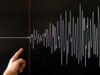 Cutremur cu magnitudinea de 3,2 in Prahova