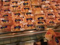 Cea mai ampla actiune de control si sechestru pe carnea de pui facuta vreodata in Romania. Lantul companiei Avicola Calarasi, pus sub cercetare