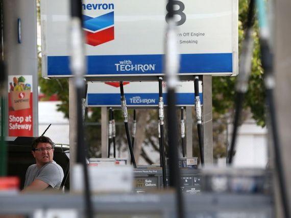 Profitul grupului petrolier Chevron a scazut cu 6% in trimestrul III, la 5 mld. dolari