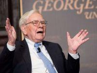 Profitul grupului Berkshire Hathaway, controlat de Warren Buffett, a crescut cu 28%, la 5 miliarde de dolari