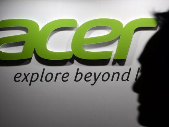 Apple mai face o victima in lumea computerelor. Acer inregistreaza pierderi record de 445 mil. dolari, CEO-ul si-a anuntat plecarea