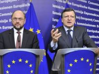 Seful PE, Martin Schulz, va candida pentru postul de presedinte al Comisiei Europene