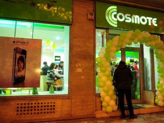 Cosmote a inregistrat venituri de 116 mil. euro si profit de 33 mil. euro in trimestrul trei. Romtelecom a redus scaderea veniturilor