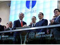 Cea mai mare listare din istoria Romaniei. Romgaz a debutat pe bursa de la Bucuresti si Londra. Actiunile au urcat cu 15% in prima zi de tranzactionare