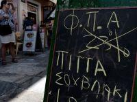 Preturile din Grecia au scazut in octombrie cu 2%, cea mai puternica deflatie din ultimii 50 de ani