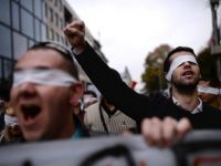 Proteste la Sofia