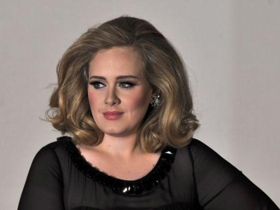 Adele refuza un contract de 20 milioane de dolari oferit de L Oreal