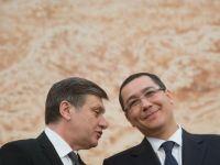 Ponta: Daca Antonescu vrea sa fie presedinte, trebuie sa vorbeasca frumos cu toti, in primul rand cu PSD