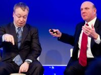 Stephen Elop, omul care schimba destine de companii. Dupa ce a vandut Nokia catre Microsoft, vrea sa rupa traditia companiei lui Bill Gates