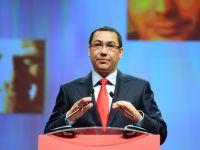 """Ponta, catre investitori: """"Romania nu poate fi El Dorado pentru toata lumea. Avem cele mai mici taxe"""""""