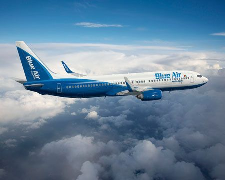 Noul Blue Air va fi pe minus in 2013, din punct de vedere contabil, dar operational incheie pe plus