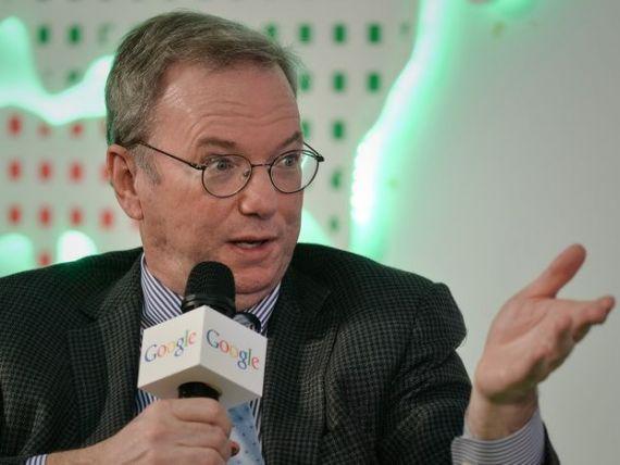 Presedintele Google, numit in consiliul de conducere al grupului de presa The Economist