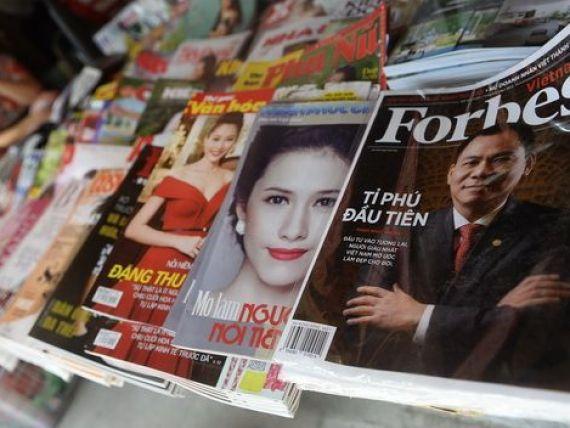 Inca o miscare pe piata media. Forbes analizeaza vanzarea companiei, cu o istorie de 96 de ani