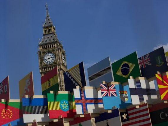 Britanicii, speriati nu numai de romani si bulgari. Tot mai multi imigranti din Spania si Italia vin la Londra, din cauza crizei