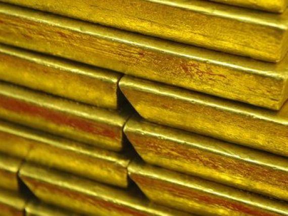 Tara unde locuitorii se inghesuie sa cumpere lingouri de aur.  Am vandut cam de trei ori mai mult decat intr-o zi obisnuita