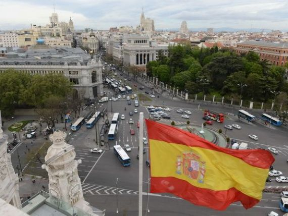 Creditele neperformante ale bancilor spaniole au atins un nou record, depasind 187 mld. euro