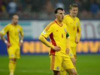 Romania a ratat calificarea la Cupa Mondiala de Fotbal din Brazilia