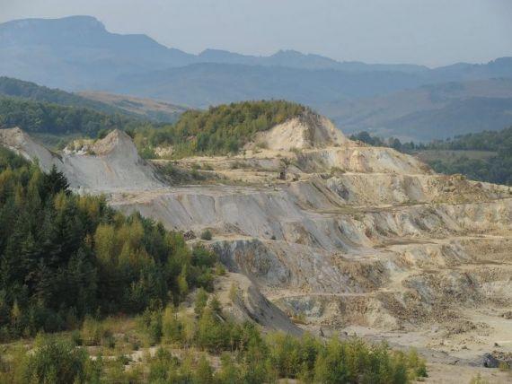 Aproape 80% dintre angajatii Rosia Montana Gold Corporation, trimisi in somaj tehnic