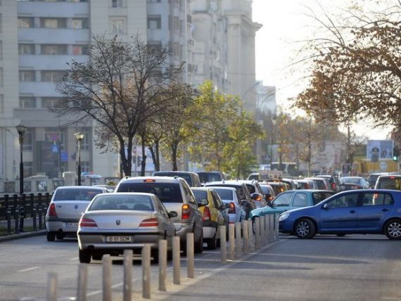 Piata auto a scazut in primele zece luni cu 9,8%