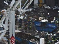 33 de morti dupa prabusirea acoperisului unui centru comercial, in Letonia