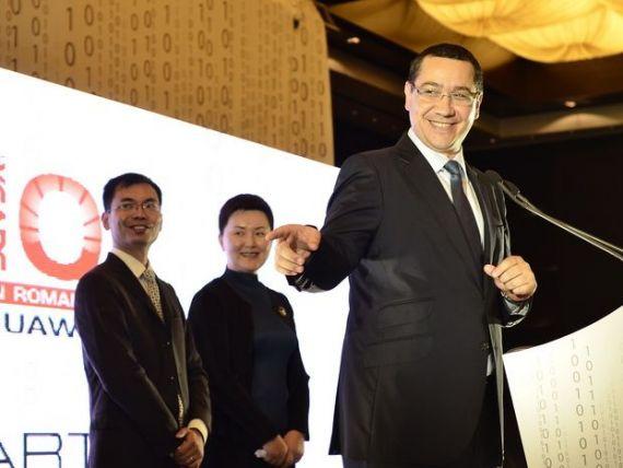 Chinezii de la Huawei infiinteaza un centru regional la Bucuresti. Guvernul va sprijini investitia
