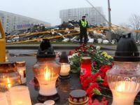 Letonia, in doliu national dupa catastrofa de la Riga
