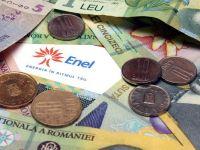 Profitul Enel in Romania si Grecia a crescut cu 3,4% anul trecut, la aproape 300 de milioane de euro