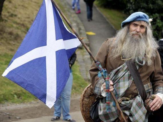 Neclaritatile unei posibile independente. Ruperea Scotiei de Regatul Unit ar condamna la moarte noul stat inainte de a se naste
