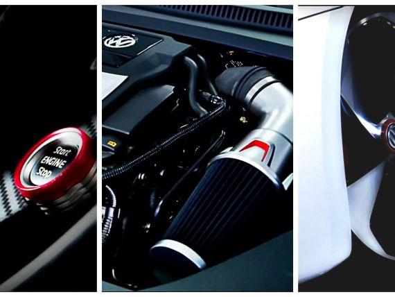 Volkswagen Golf GTi de 5.500.000$. De ce costa atat de mult o masina care arata de 100 de ori mai ieftin. VIDEO