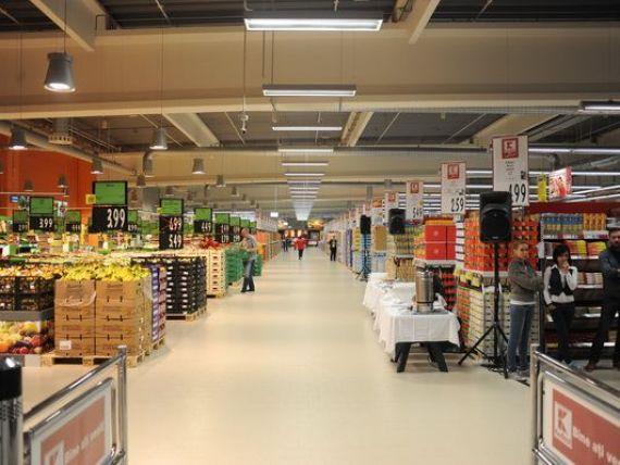 Cel mai mare retailer din Romania, dupa vanzari, a deschis un nou hipermarket in Bucuresti. Investitia medie, intre 6-9 mil. euro