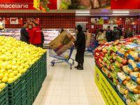 Eurostat: Inflatia din zona euro a crescut la 0,9%