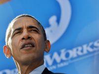 Cota de popularitate a lui Barack Obama, in scadere