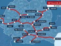 Autoritatile promit dublarea retelei de autostrazi, in 3 ani. Ce avem pana acum a fost construit in 10. Romania are de 24 de ori mai putine drumuri fata de tara din UE cu cei mai multi km